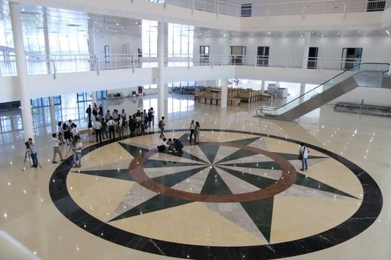 Cận cảnh Trung tâm báo chí quốc tế phục vụ APEC  ảnh 2