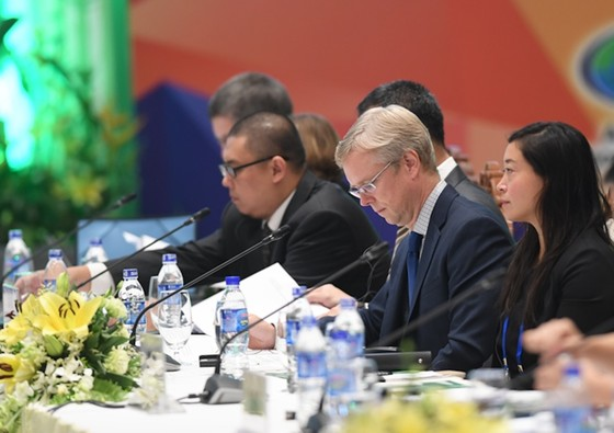 Khai mạc Hội nghị Thứ trưởng Tài chính và Phó Thống đốc Ngân hàng Trung ương APEC 2017 ảnh 2