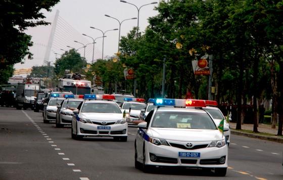 Xem lực lượng an ninh bảo vệ APEC luyện khí công và chống khủng bố, giải cứu con tin  ảnh 3