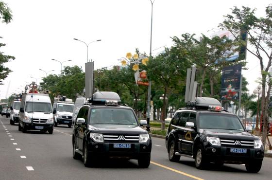 Xem lực lượng an ninh bảo vệ APEC luyện khí công và chống khủng bố, giải cứu con tin  ảnh 5
