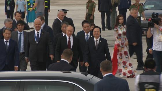 Tổng thống Putin vẫy tay chào Đà Nẵng  ảnh 6