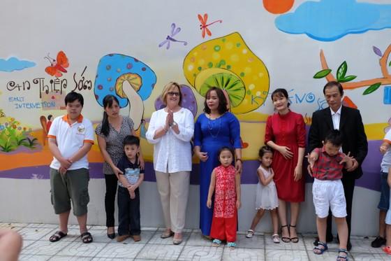 Phu nhân Tổng thống Peru thăm Trung tâm Cung cấp dịch vụ Công tác xã hội Đà Nẵng ảnh 1