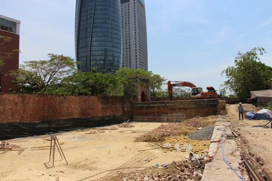 Đà Nẵng: Phát lộ tường hào, nền móng Thành Điện Hải ảnh 1