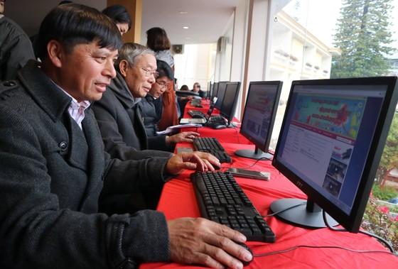 Khai trương trung tâm báo chí phục vụ Festival Hoa Đà Lạt ảnh 2