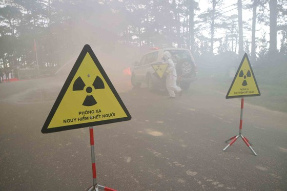 Ứng phó sự cố và bức xạ hạt nhân tại Đà Lạt ảnh 8