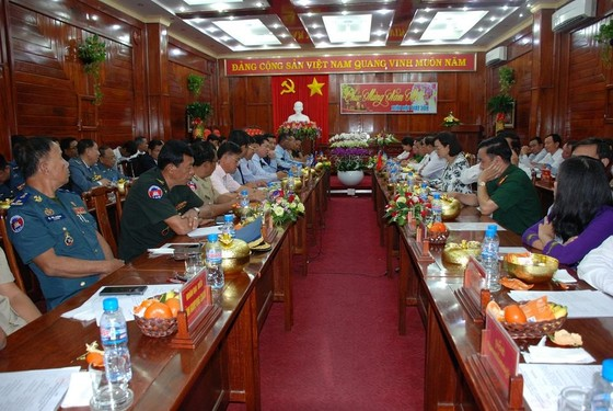 Tăng cường  hợp tác, phát triển bền vững với 6 tỉnh Vương quốc Campuchia ảnh 1