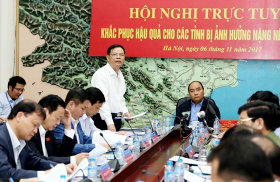 Thủ tướng Chính phủ chỉ đạo hỗ trợ 1.000 tỷ đồng hỗ trợ người dân vùng bão lũ ảnh 2