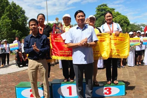 Sôi nổi giải đua thuyền toàn tỉnh Hà Tĩnh ngày 2-9  ảnh 7