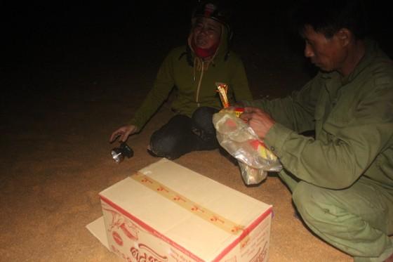 Đã tìm thấy thi thể 1 trong 2 học sinh bị mất tích trên biển Hà Tĩnh ảnh 1