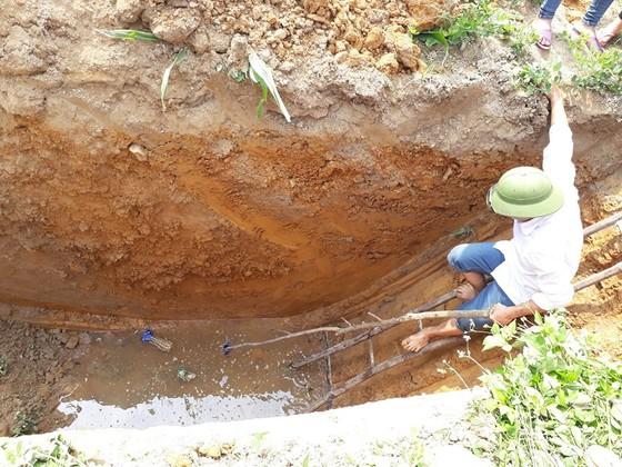 Giếng nước của người dân ở Hà Tĩnh bị nhiễm dầu là do rò rỉ tẹc dầu của doanh nghiệp ảnh 3