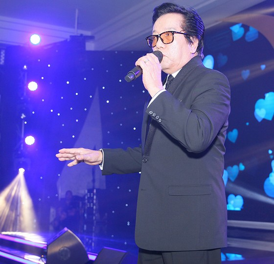 Nguyên Vũ mở dạ tiệc kỷ niệm 25 năm ca hát  ảnh 5
