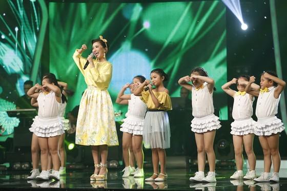 Thiên Khôi lên ngôi quán quân Thần tượng âm nhạc nhí 2017 ảnh 11