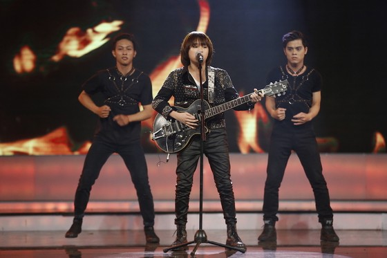 Thiên Khôi lên ngôi quán quân Thần tượng âm nhạc nhí 2017 ảnh 6