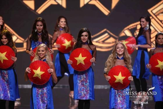 Hoa hậu Hòa bình Thế giới 2017:  Maria Jose Lora (Peru), đoạt ngôi vị Hoa hậu ảnh 6