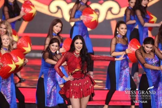 Hoa hậu Hòa bình Thế giới 2017:  Maria Jose Lora (Peru), đoạt ngôi vị Hoa hậu ảnh 5