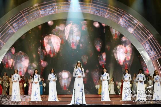 Hoa hậu Hòa bình Thế giới 2017:  Maria Jose Lora (Peru), đoạt ngôi vị Hoa hậu ảnh 4