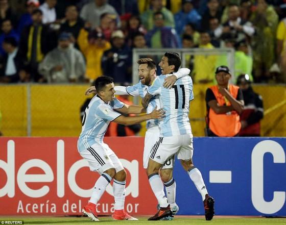 Messi đã giúp Argentina tự giải thoát như thế nào? ảnh 2