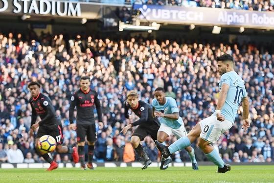 Man.City - Arsenal 3-1: Cái chết không bất ngờ ảnh 1