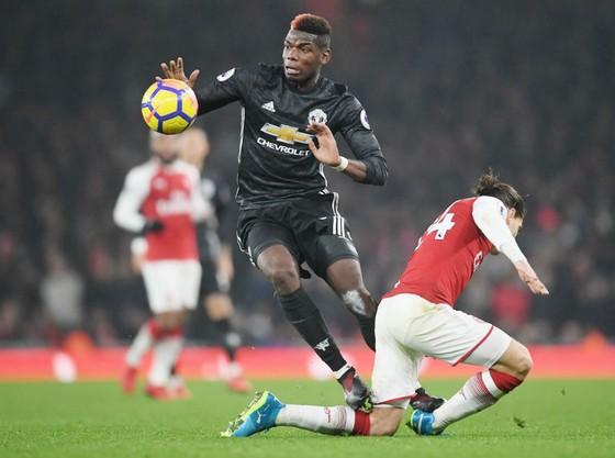 Arsenal - Man.United 1-3: Người hùng De Gea ảnh 1