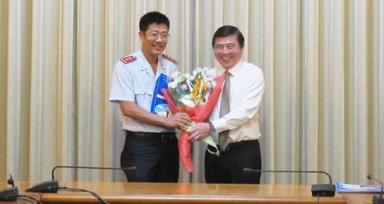 Đồng chí Dương Anh Đức làm Giám đốc Sở Thông tin và Truyền thông TPHCM ảnh 1
