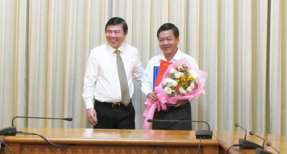 Đồng chí Dương Anh Đức làm Giám đốc Sở Thông tin và Truyền thông TPHCM ảnh 2