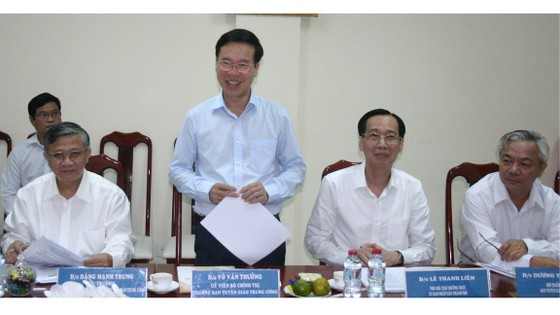 Công viên phần mềm Quang Trung phải tiên phong trong cuộc Cách mạng công nghiệp 4.0 ảnh 1