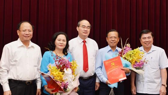 Ban Tổ chức, Ban Dân vận Thành ủy TPHCM có Trưởng ban mới ảnh 1