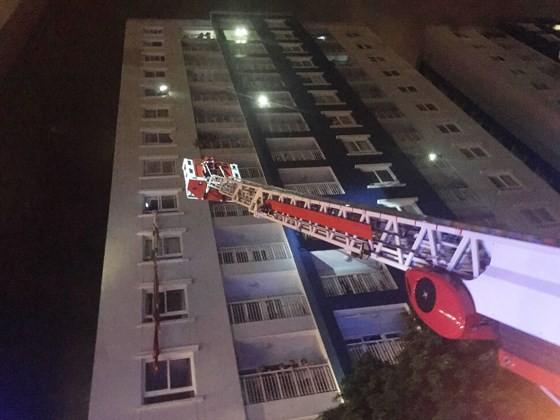 Sẽ khởi tố bị can trong vụ cháy chung cư Carina Plaza quận 8 ảnh 2