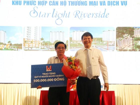 Công bố dự án Khu phức hợp căn hộ thương mại và dịch vụ Starlight Riverside ảnh 3