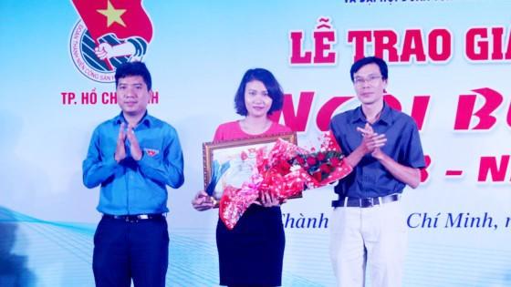"""Trao 8 giải thưởng """"Ngòi bút trẻ"""" lần 8, phóng viên, biên tập viên, kỷ niệm 92 năm ngày Báo chí Cách mạng Việt Nam ảnh 1"""