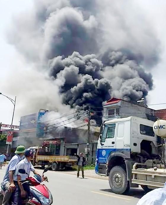 Cháy nổ do hàn cắt kim loại - Hậu quả khó lường  ảnh 1
