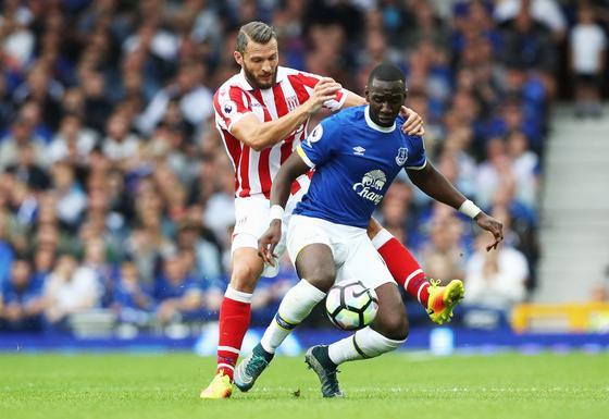 Everton - Stoke City: Tập sống thiếu ngôi sao ảnh 1