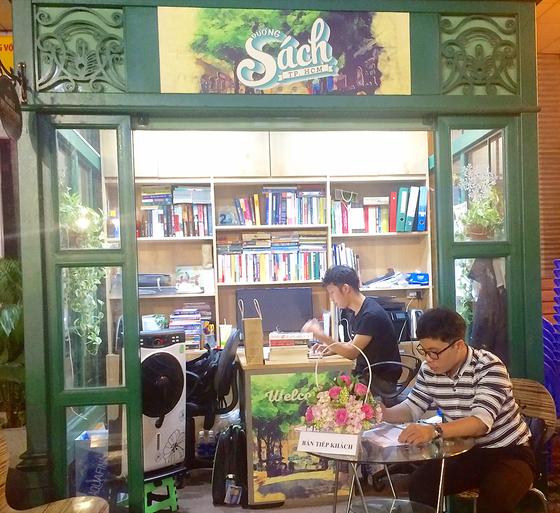 Sách chuyền tay - mang người yêu sách đến gần nhau