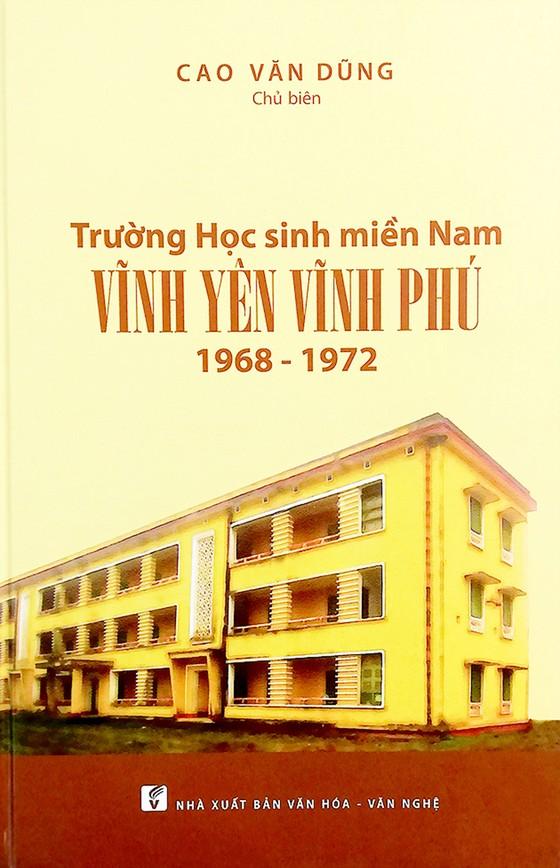 Trường Học sinh miền Nam Vĩnh Yên Vĩnh Phú 1968 - 1972 ảnh 1