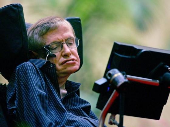 Vĩnh biệt ông Hoàng Vật lý Stephen Hawking ảnh 1