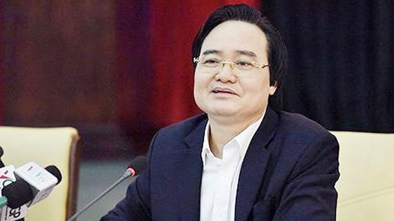 Bộ trưởng Bộ GD-ĐT cho rằng chưa thể bỏ kỳ thi THPT quốc gia