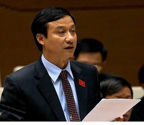 ĐBQH Bùi Văn Xuyền (Thái Bình)