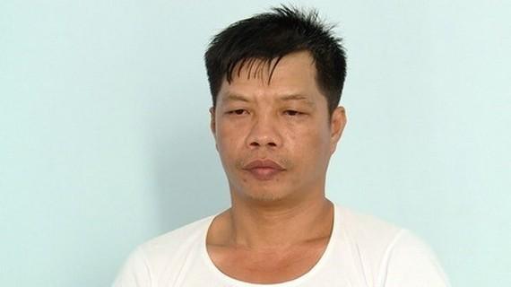 Nguyen Huu Tan, a suspect of an anti-state propaganda case (Photo: Vinh Long Newspaper)