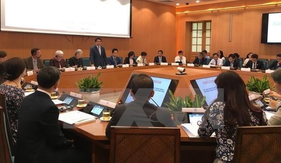 At the seminar (Photo: VNA)