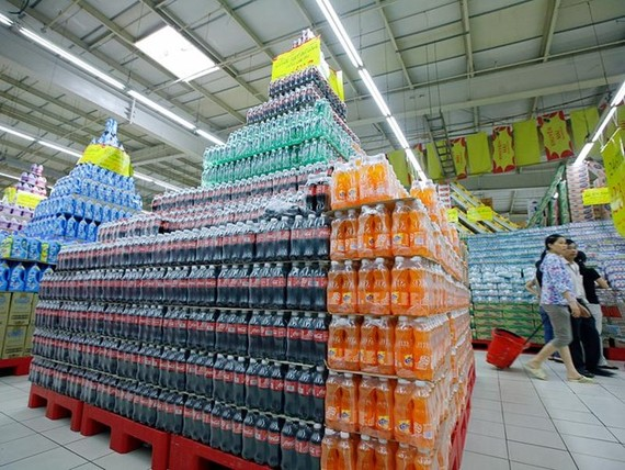 Coca-Cola is expanding business in Vietnam (Photo: baodautu.vn)