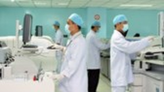 38 big hospitals use test results of other facilities from August 1
