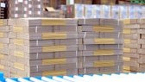FDI company in Vietnam exports packaging paper