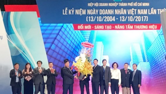 HCMC honors successful entrepreneurs