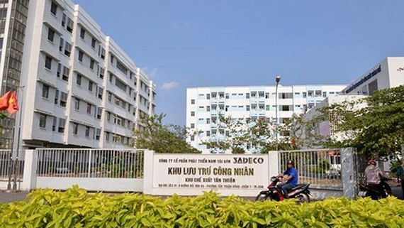 HCMC to build more dorms for workers