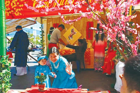 Vietnamese-Australian people welcome Tet Holiday