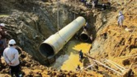 Trial opening in broken water pipeline case in Da River