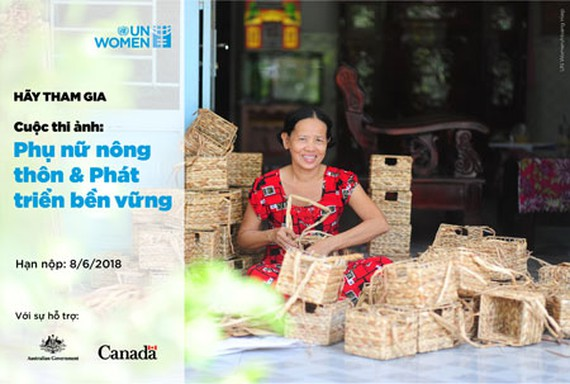UN launches photo contest on rural women & sustainable development