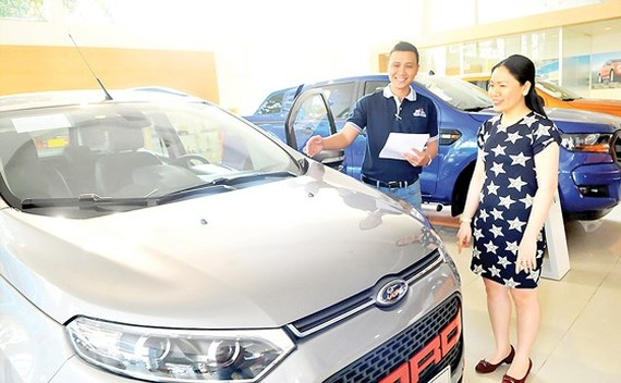 Prices of cars still remains high because of reduction of import