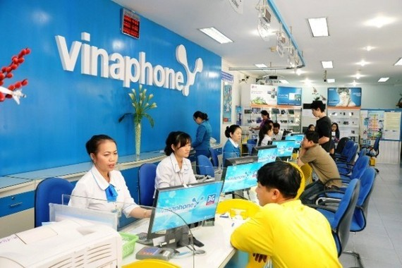 VinaPhone targets a total revenue of more than VND183.84 trillion and profit of nearly VND5.9 trillion for 2017-2020 period (Photo: fibervnnvnpt.com)