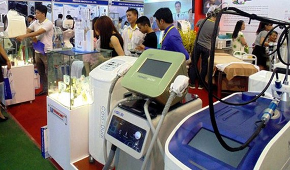 Cutting edge medical equipment will be displayed in the Vietnam Medi-Pharm